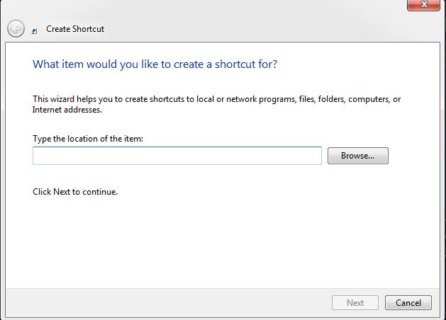 Open Run Dialog Box By Using Shortcut in windows 10