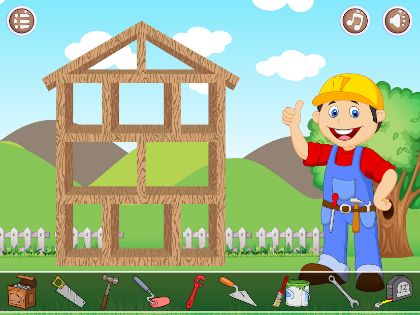Kids Learn Professions screenshot 6