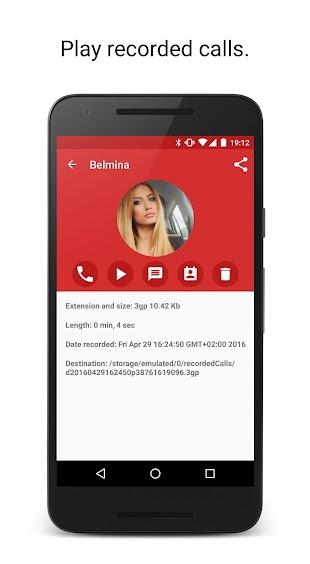 Call Recorder (Automatic)- screenshot thumbnail