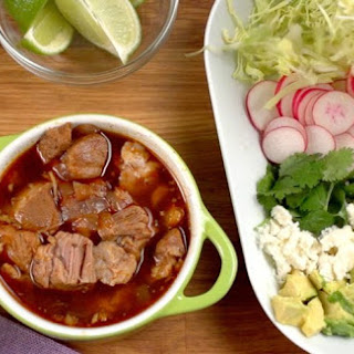 Crock Pot Pork Posole