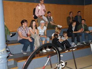 Photo: Jen kdyby ta přednáška o elektromagnetismu nebyla ve francouzštině! (Palais de la Découverte - Palác objevů)