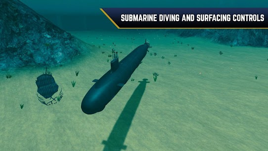 Enemy Waters : Submarine and Warship battles 5