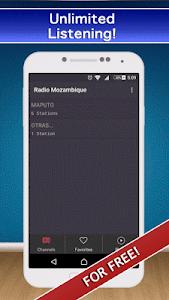 📻 Mozambique Radio FM AM Live screenshot 2