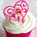 Valentine's Day Cupcakes icon