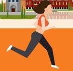 รักษาอาการป่วย หอบหืด ด้วยการวิ่ง