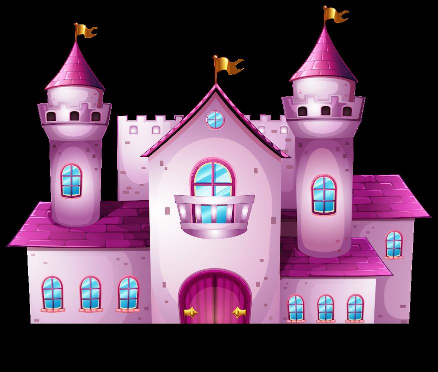 Pink Castle Image qXc6CxXexakcQQ97U8xH