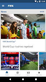 FIFA - Tournaments, Soccer News & Live Scores Apk Download Free for PC, smart TV