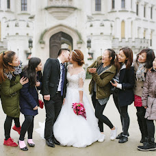 Wedding photographer Karina Makukhova (MakukhovaKaryna). Photo of 04.01.2017