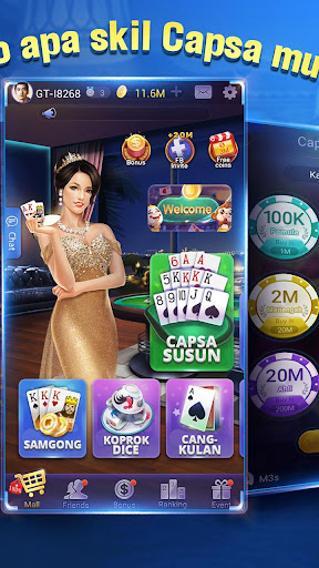 Capsa Susun ( Free & Casino ) 2.5.5 screenshots 2