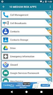 Revo App Permission Manager Pro (Ads Free) 7
