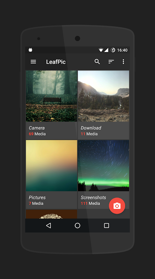 LeafPic Gallery [BETA] (Unreleased)- screenshot