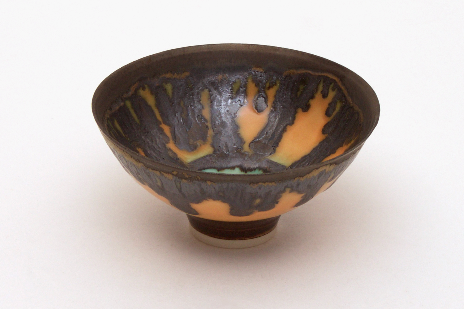 Peter Wills Porcelain Bowl 117