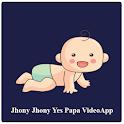 Johny Johny Yes Papa Nursery Rhymes Offline icon