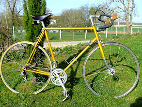 Photo: i had just bought the bike for 20 euros. it was dirty but in good condition.