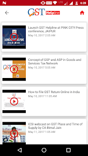 GST Helpline ( Without Ads )- screenshot thumbnail