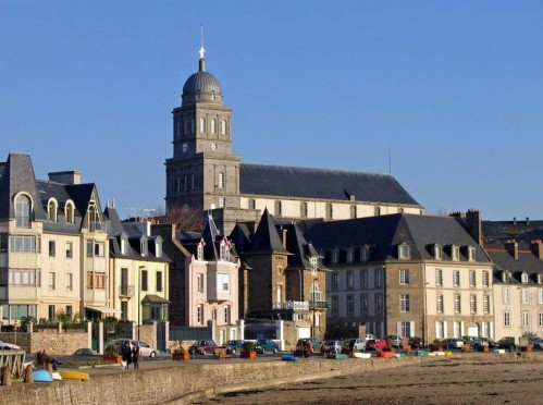 photo de Sainte Croix de Saint Servan