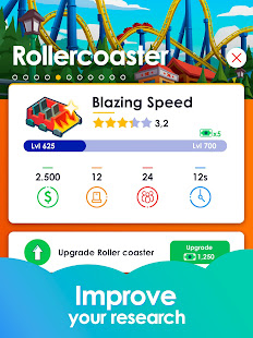 Game Idle Theme Park Tycoon - Recreation Game APK for Windows Phone