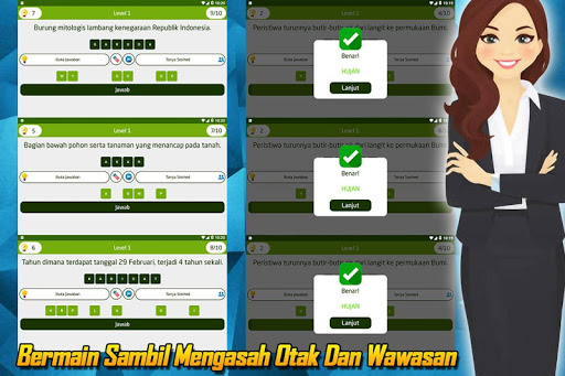 Asah Otak Game apktreat screenshots 2