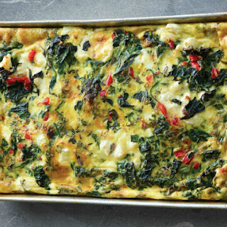 Cheese And Green Chile Frittata Recipes