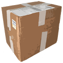 Package Tracker - Multi courier parcel tracking icon