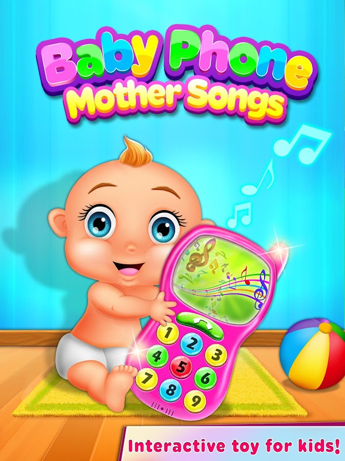 Baby Phone Mother Songs- screenshot
