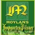 Logo of Moylans Hopgarten Pilsner