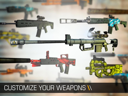 Bullet Force - Online FPS  screenshots 3