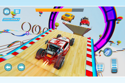 Ramp Stunt Car Racing Games: Car Stunt Games 2019  screenshots 4