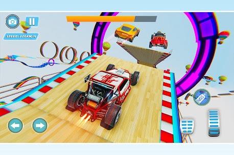 Ramp Stunt Car Racing Games: Car Stunt Games 2019 4