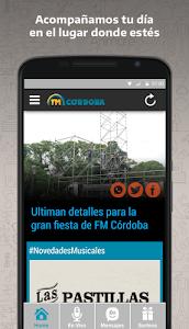 FM Córdoba screenshot 1