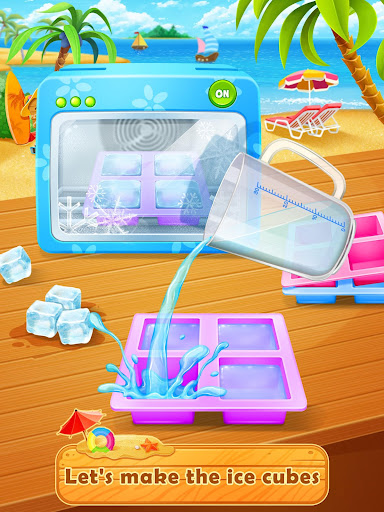 Summer Icy Snow Cone Maker for PC