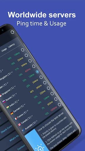 Fast VPN – Paid Super VPN & Hotspot VPN Shield  screenshots 6
