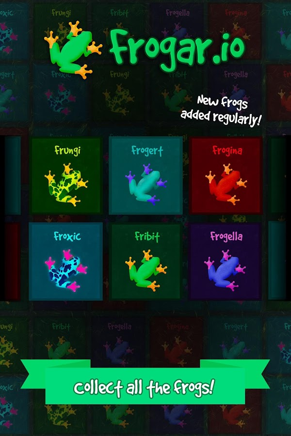 Frogar.io: Frog Eater IO Game- screenshot