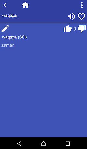 Somali Turkish dictionary 3.97 screenshots 2