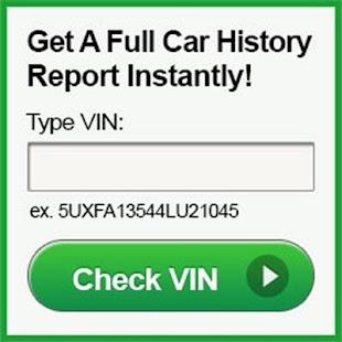 VIN Number Check Hack Cheats - cheatshacks.org
