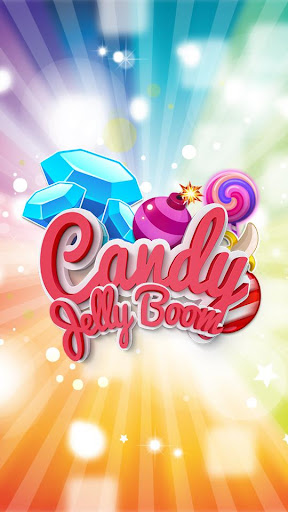 Candy Jelly Boom