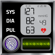 Blood Pressure Diary : BP Logger Scan Test Tracker