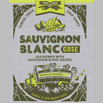 Two Roads Tanker Truck Sour Series: Sauvignon Blanc Gose