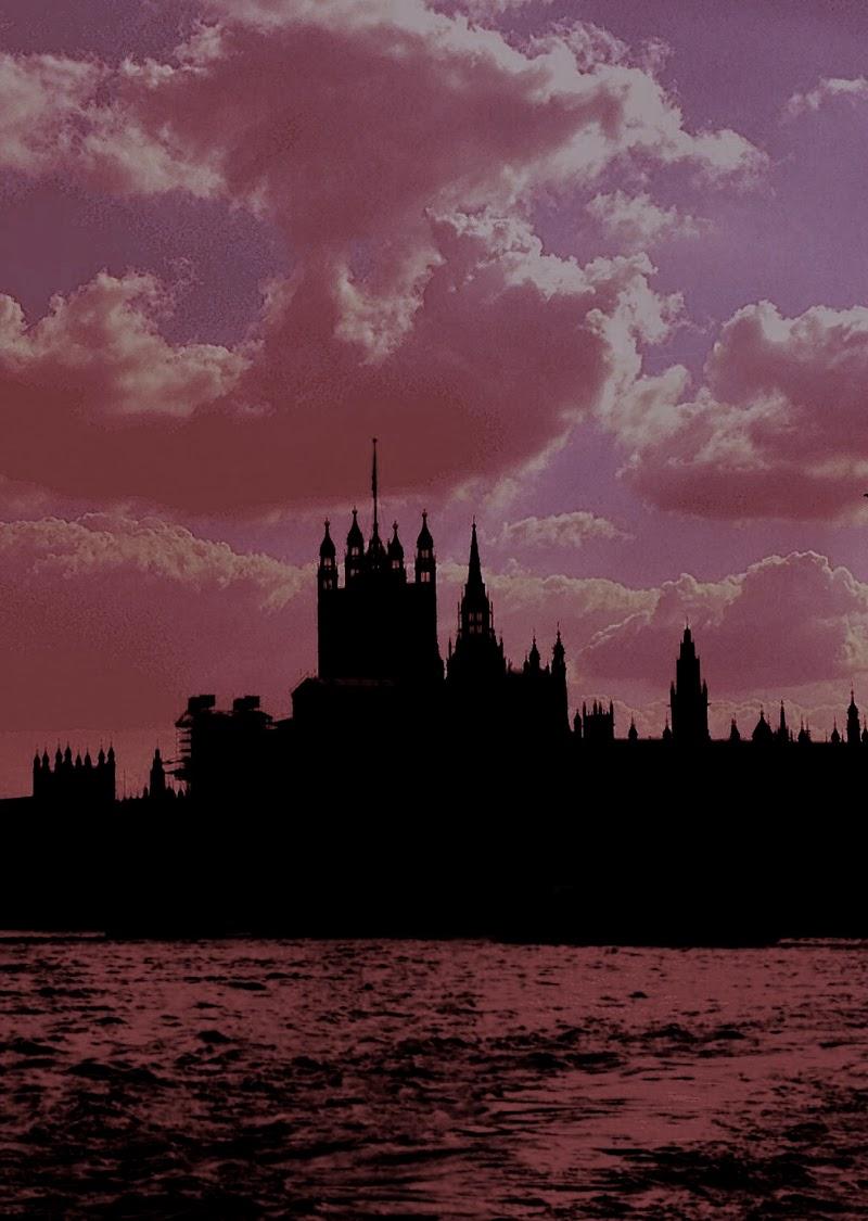 Il Parlamento di Londra (Caude Monet) di annabus58