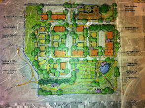 Photo: The final proposed design