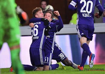 Il aura fallu un gamin de 17 ans pour éviter la débâcle à Anderlecht