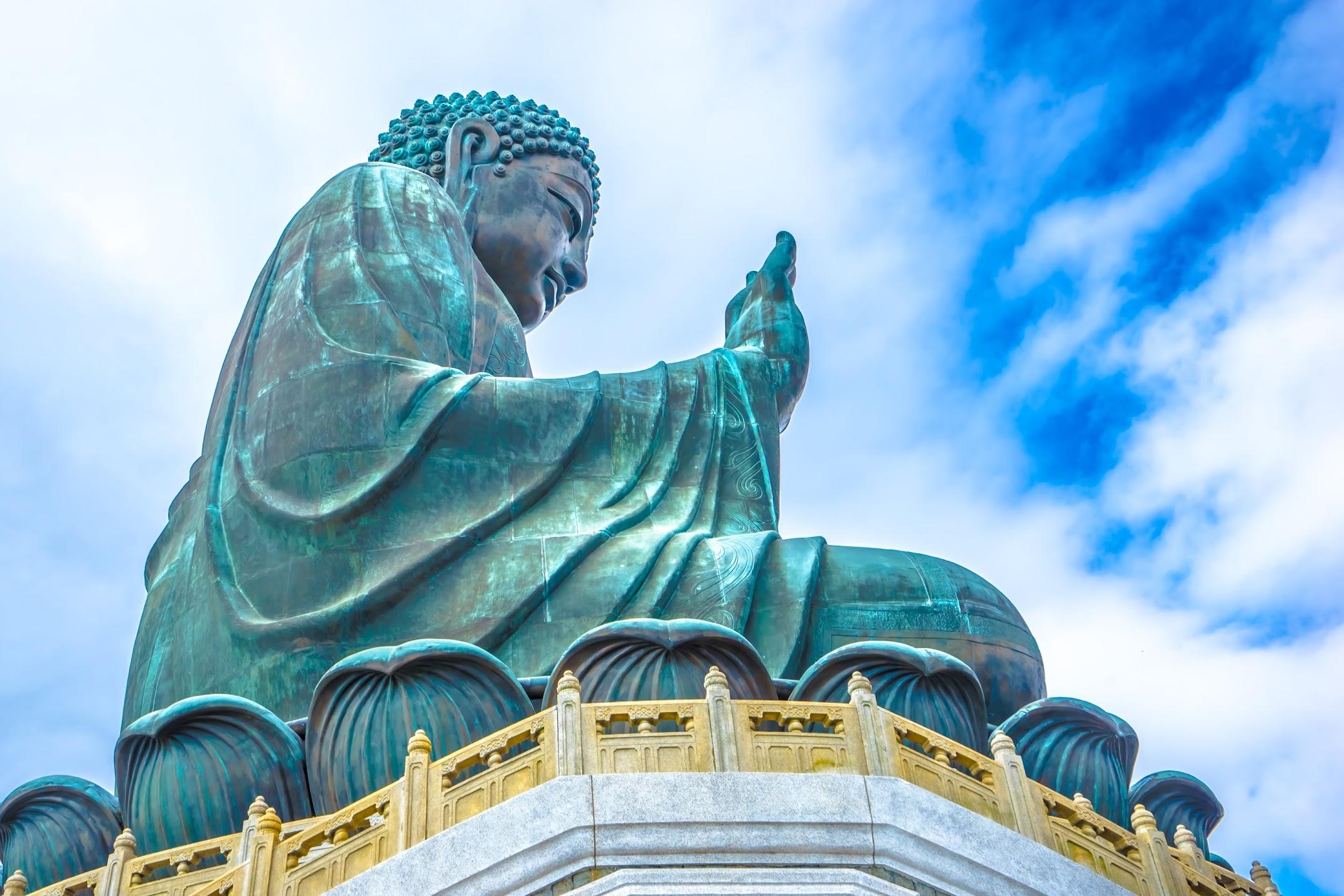Hong Kong Tian Tan Buddha2