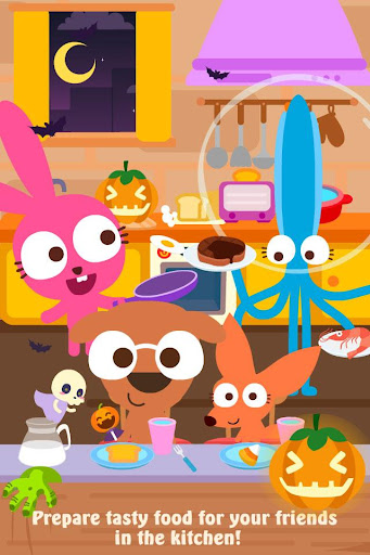 Code Triche Papo Town: Sweet Home-Play House Game for Kids APK MOD screenshots 5