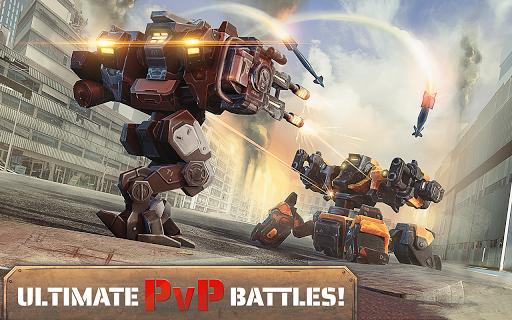 Robots Battle Arena screenshot 1