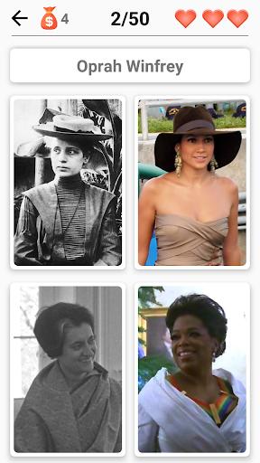 Famous Women – Quiz about Great Women 1.2 screenshots 2