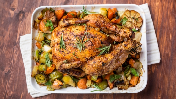 Bold Thanksgiving Dinner Main Course Options-image