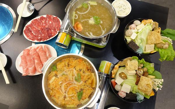 鴻牛溫體牛 麻油雞火鍋 平價多口味的個人火鍋 !!