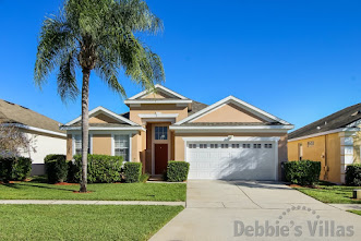 Private Kissimmee villa to rent, close to Disney, gated resort, private pool and spa, games room