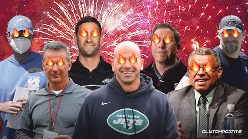 Ranking Expectations For 7 Rookie NFL Head Coaches In 2021 & Beyond