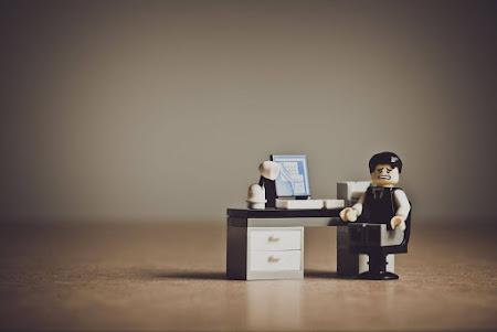 Ben jij een zittenblijver op het werk?